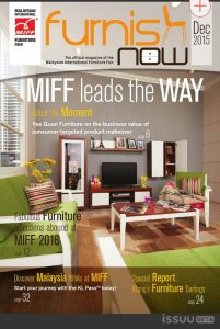 Furnish Now Dec 2015 - Front cover